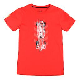 Ferrari Boys' NightCat Graphic Tee