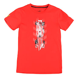 Ferrari Boys' NightCat Graphic Tee