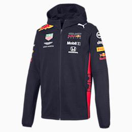 Red Bull Racing Team-træningsjakke med hætte til mænd