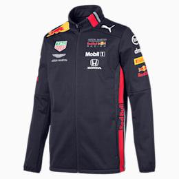 Red Bull Racing Team Men's Softshell Jacket, NIGHT SKY, small