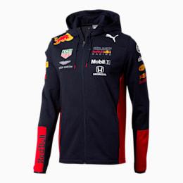 Red Bull Racing Team Men's Hooded Sweat Jacket