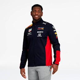 Red Bull Racing Men's Team Softshell, NIGHT SKY, small