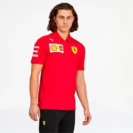 Scuderia Ferrari Team Polo, Rosso Corsa-without MW Logo, small