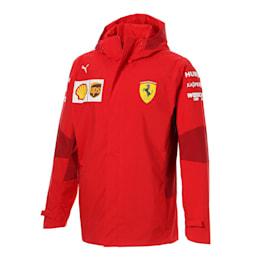 フェラーリ SF チーム ジャケット, Rosso Corsa-without MW Logo, small-JPN