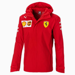 Ferrari Team Woven Hooded Men's Jacket