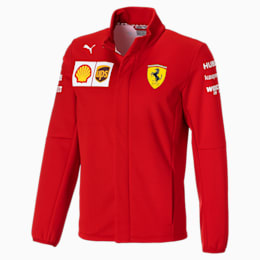 Ferrari Team Men's Softshell Jacket