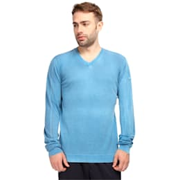 Spray-Dyed Sweater