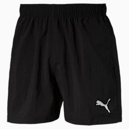 Active Herren Shorts, Puma Black, small