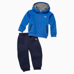 Hooded Babies' Jogger Set