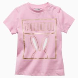 Påske-T-shirt til babyer, Pale Pink, small