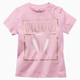 Girls' Easter Toddler Tee, Pale Pink, small