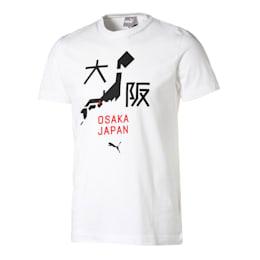 シティー ユニセックス 半袖 Tシャツ 2 OSAKA 大阪