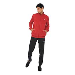 India Sweat Jacket, Rhubarb, small-IND