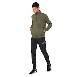 India Sweat Jacket, Forest Night, small-IND