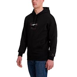 OG Men's Hoodie, Puma Black-White logo, small