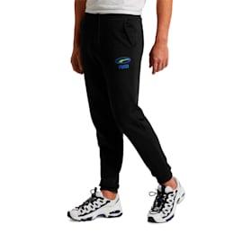 OG Men's Cuffed Pants, Puma Black, small