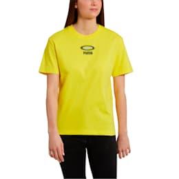 OG Women's Tee, Blazing Yellow, small