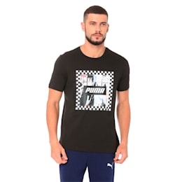 Check Graphic Tee