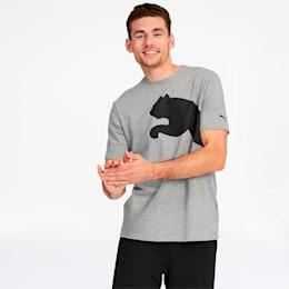 Oversized Logo Men's Tee