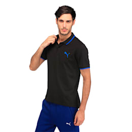 Active Hero Polo, Cotton Black, small-IND