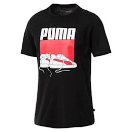 Sneaker Tee Puma Black