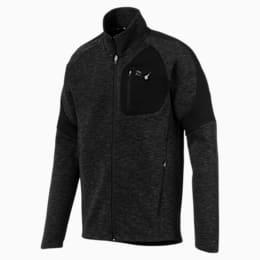 Evostripe Jacket, Cotton Black-heather, small
