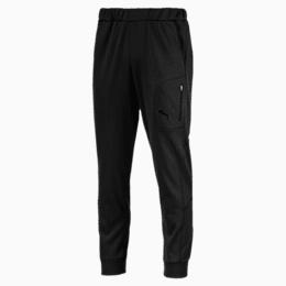 Pantalones abrigados Evostripe para hombre, Puma Black, pequeño