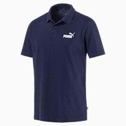 Essentials-polo i jersey til mænd