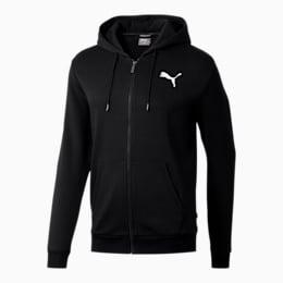Essentials Men's Hooded Fleece Jacket