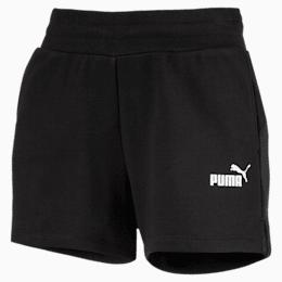 Essentials Women's Sweat Shorts, Cotton Black, small