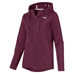 Modern Sport Full Zip Women's Hoodie