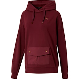 FUSION Hoodie, Fig, small