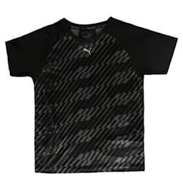 Gym Graphic AOP Tee B Puma Black