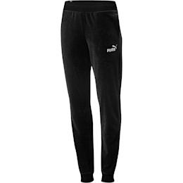Pantalones de velourEssentials+