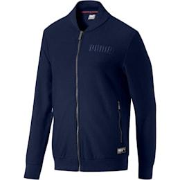Athletic premium jacket, Peacoat, small