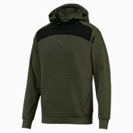 Modern Sports Hoodie, Forest Night, small