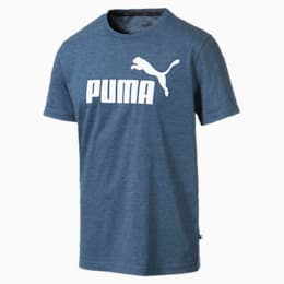 Herren Meliertes T-Shirt