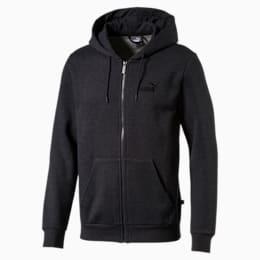Chaqueta de polar con capucha Essentials+ para hombre