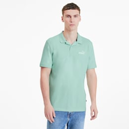 Essentials Men's Pique Polo, Mist Green, small