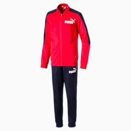 Baseball Collar Boys' Track Suit