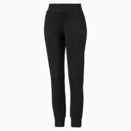 Pantalones deportivos Essentials de polar para mujer