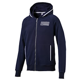 Athletics Men's Hooded Jacket