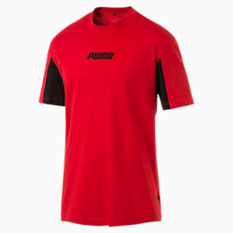 Rebel Men's Tee, High Risk Red, small-SEA