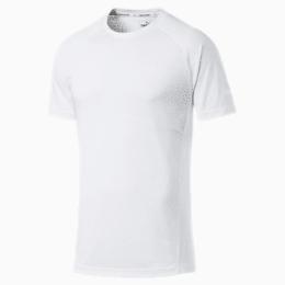 Evostripe Lite Herren T-Shirt, Puma White, small