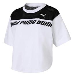 Modern Sport Damen Kurzes Sweat-T-Shirt