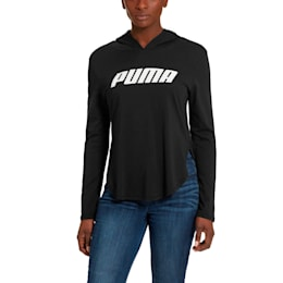 Modern Sports Light Cover up, Puma Black, small