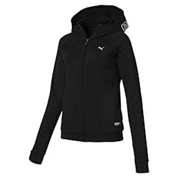 Athletics Hooded Women's Sweat Jacket