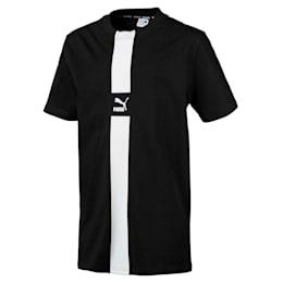 XTG Jungen T-Shirt, Cotton Black, small