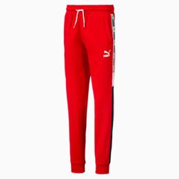 Pantalones deportivos PUMA XTG JR, High Risk Red, pequeño