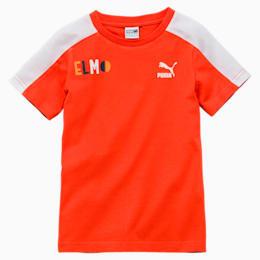 PUMA x SESAME STREET-T-shirt til drenge